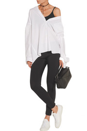 Helmut Lang Stretch-scuba jersey leggings