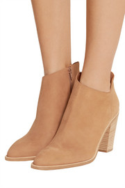 Easton nubuck ankle boots