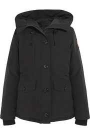 Rideau shell down parka