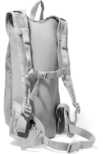 ca18c8348fc4 adidas by Stella McCartney. Reflective shell and mesh backpack