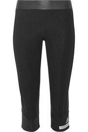 Adidas by Stella McCartney The Performance Climalite® stretch-jersey leggings