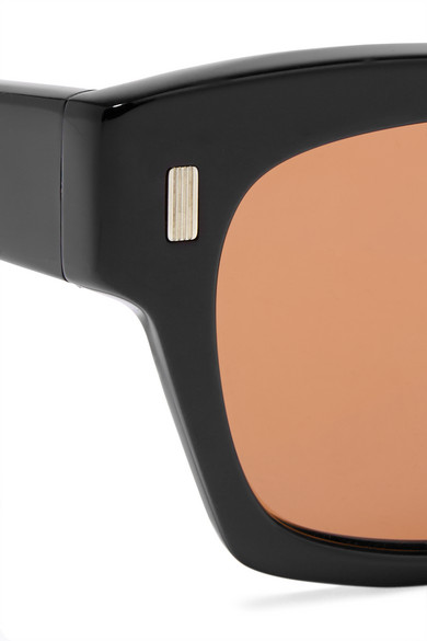 4b24e7d390 Oliver Peoples. + The Row 71st Street wayfarer-style acetate sunglasses.  £290. Zoom In