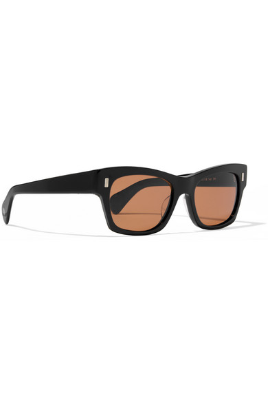 2cba9a7c33 Oliver Peoples. + The Row 71st Street wayfarer-style acetate sunglasses