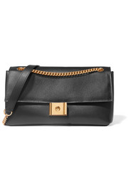 Cheyne textured-leather shoulder bag