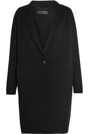 Marina felted wool coat
