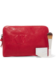 KW Cadeau leather cosmestics case