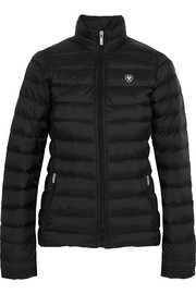Ideal quilted shell down jacket