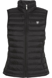Ideal quilted shell down gilet