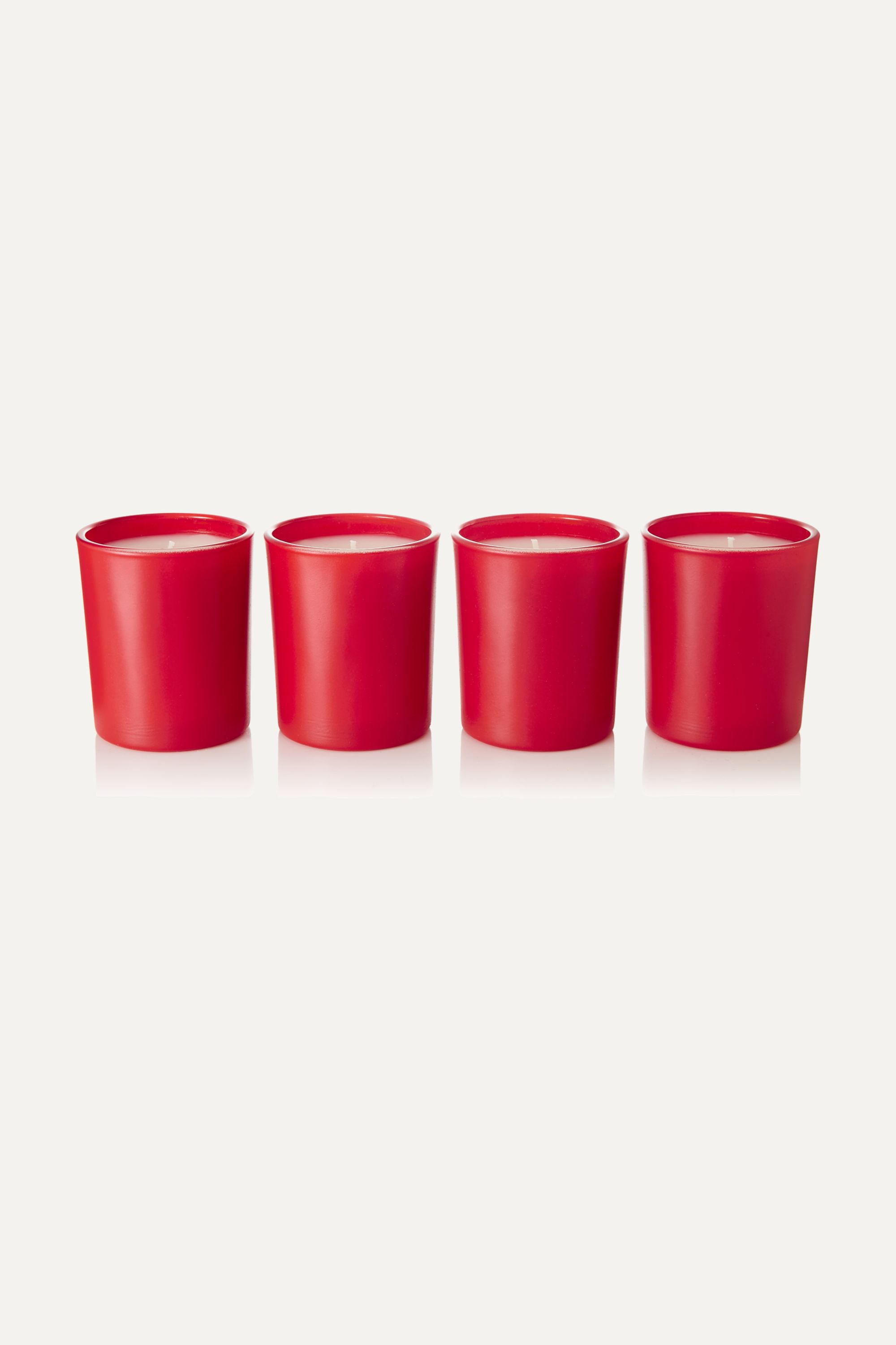 Bella Freud Parfum Loving Mini set of four candles, 4 x 70g
