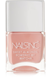 Sweet Almonds Powered by Matcha Nail Polish - King William Walk