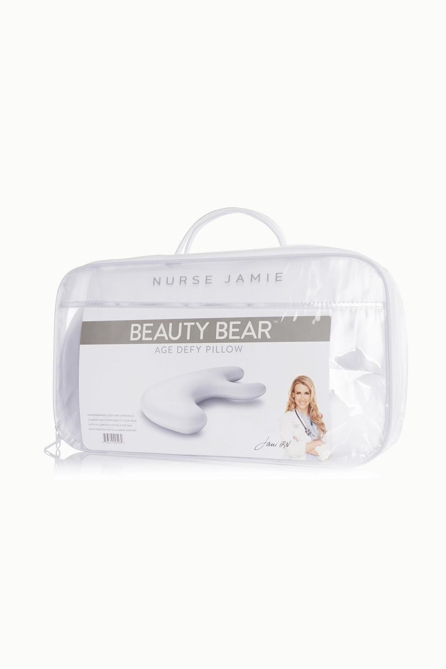 Nurse Jamie Beauty Bear™ 驻颜枕头(色号:白色)