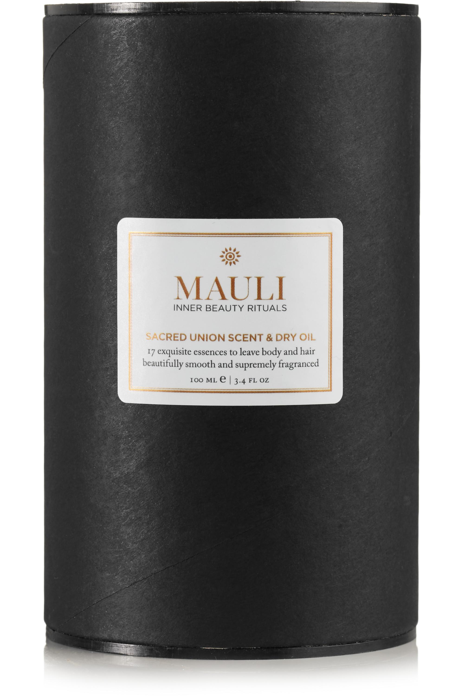 Mauli Rituals Sacred Union Scent & Dry Oil, 100ml