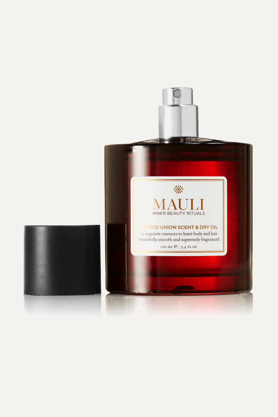Mauli Rituals Sacred Union Scent & Dry Oil, 100ml