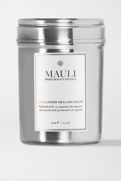 MAULI RITUALS Himalayan Healing Salts, 460G - Colorless