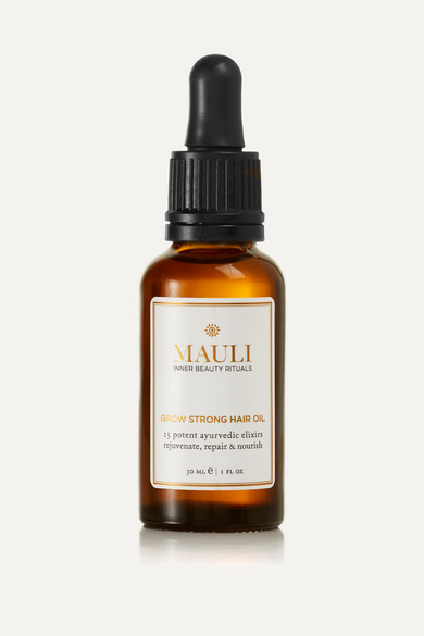 MAULI RITUALS Grow Strong Hair Oil, 30Ml - One Size in Colorless