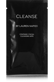 Cleanse by Lauren Napier Facial Cleansing Wipes x 5