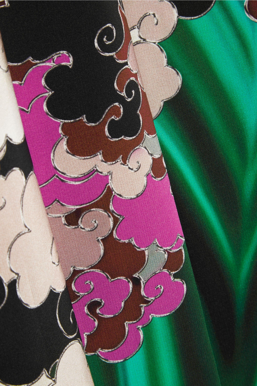 Mary Katrantzou Desmine printed silk dress