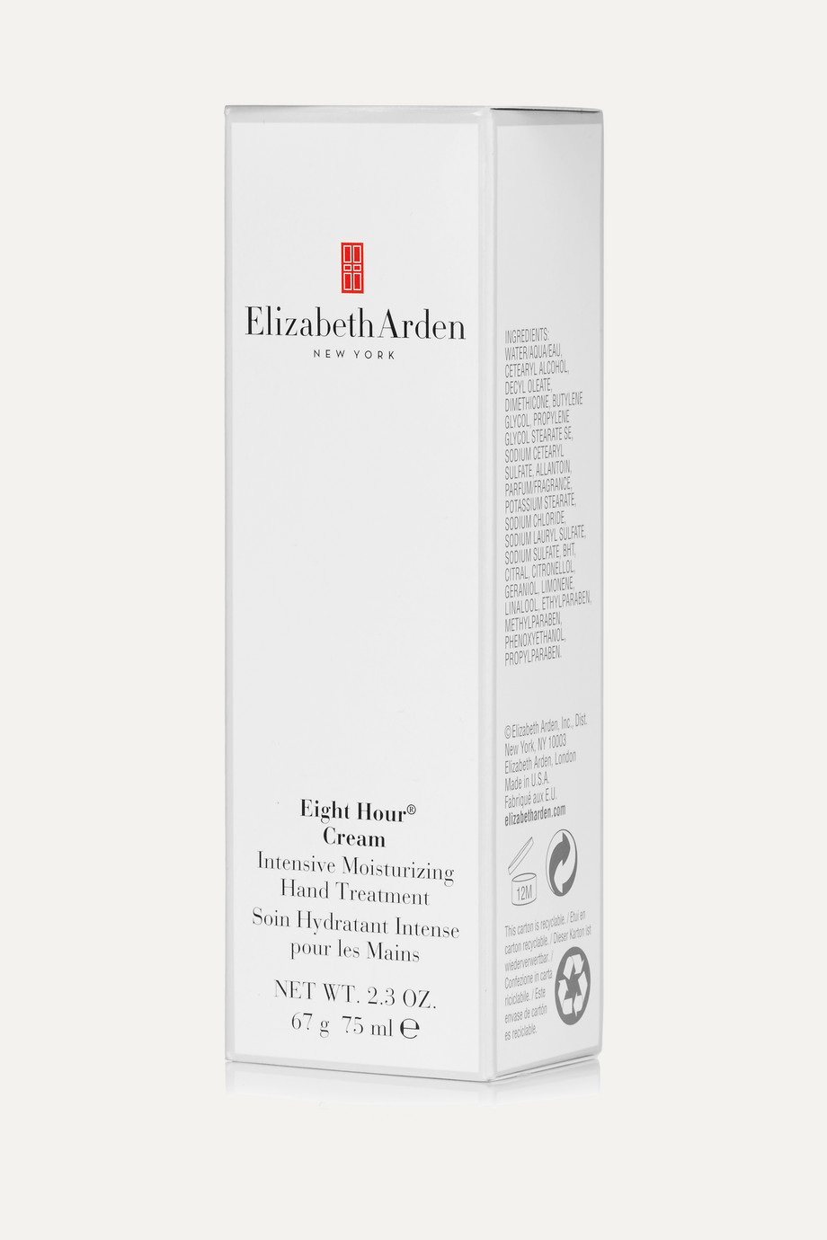 Elizabeth Arden Eight Hour® Cream Intensive Moisturizing Hand Treatment, 75ml