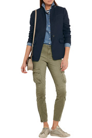 J.Crew Regent stretch-wool blazer