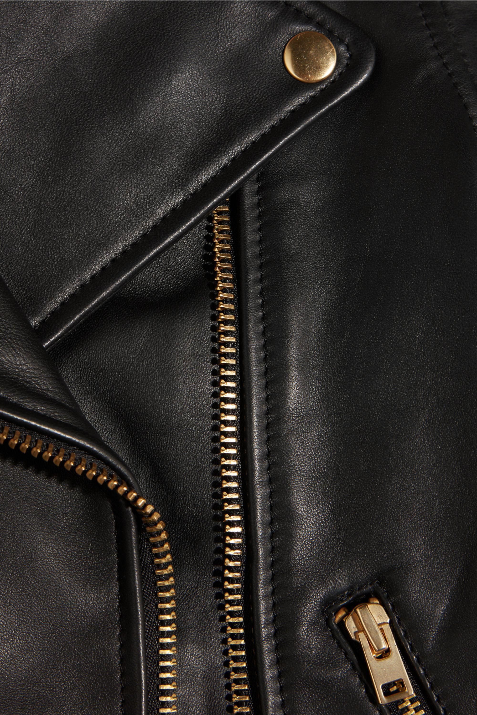 J.Crew Leather biker jacket