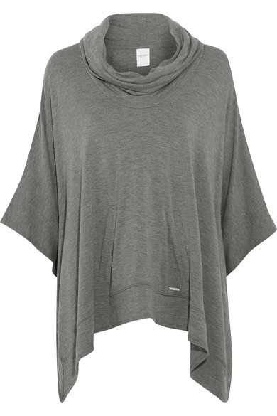 Calvin Klein Underwear - Escape Stretch-jersey Top - Gray
