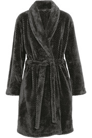 Harmony velour robe