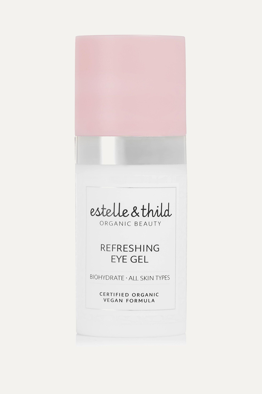 Estelle & Thild BioHydrate Refreshing Eye Gel, 15ml