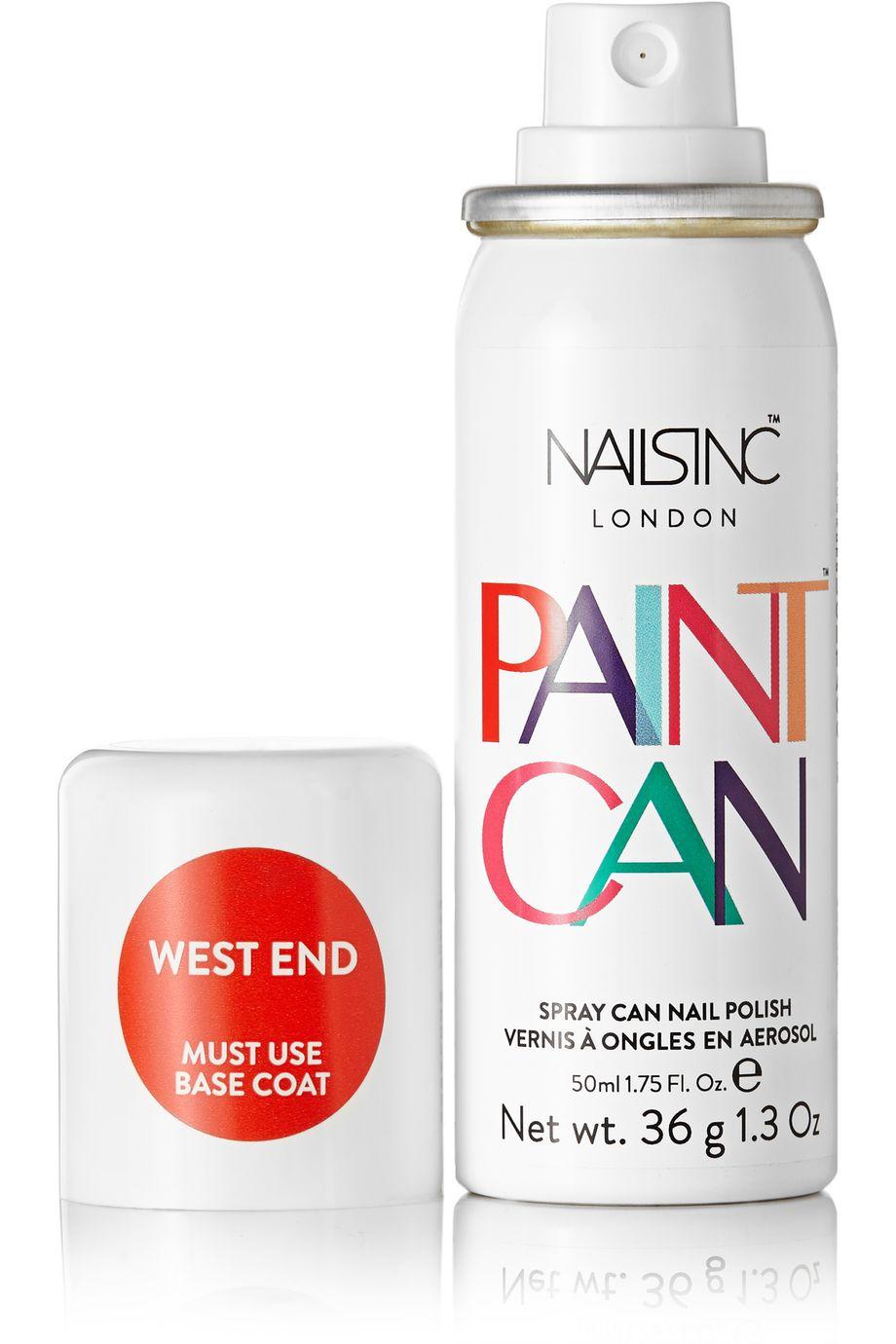 Nails inc Spray Can Nail Polish - West End, 50ml