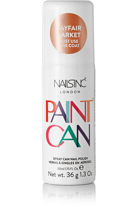 Nails inc Spray Can Nail Polish - Mayfair Market Mews, 50ml