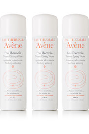 Avene Thermal Spring Water Spray, 3 x 50mL