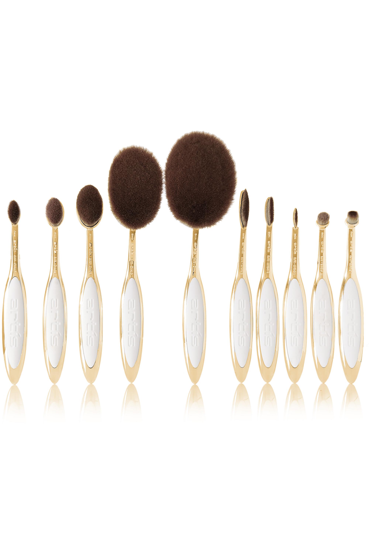 Artis Brush Elite Gold 10 Brush Set