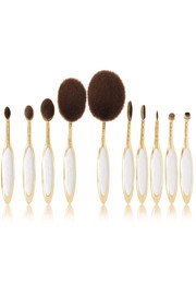Elite Gold 10 Brush Set