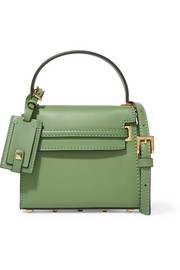 Valentino My Rockstud micro leather shoulder bag