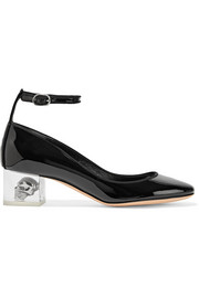Alexander McQueen Patent-leather pumps