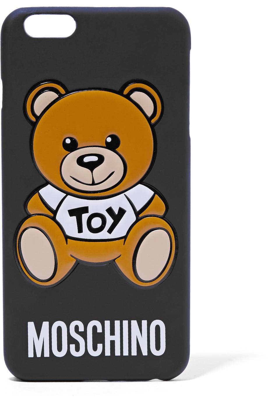 Moschino Silicone Iphone 6+ Case