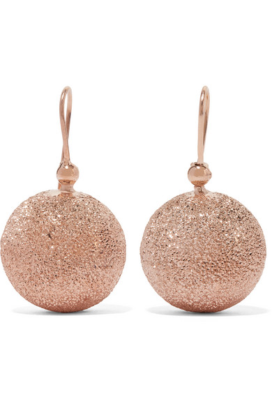 Carolina Bucci - Mirador 18-karat Rose Gold Earrings