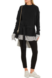 Joseph Belted cashmere sweater