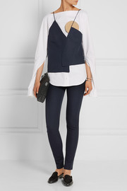 Joseph Stretch-gabardine leggings-style pants
