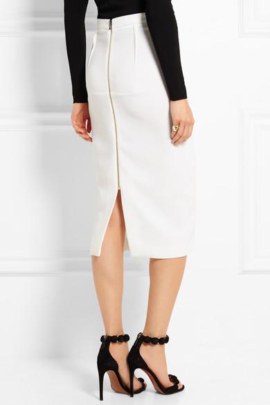 051a1fb65 Roland Mouret | Arreton wool-crepe pencil skirt | NET-A-PORTER.COM