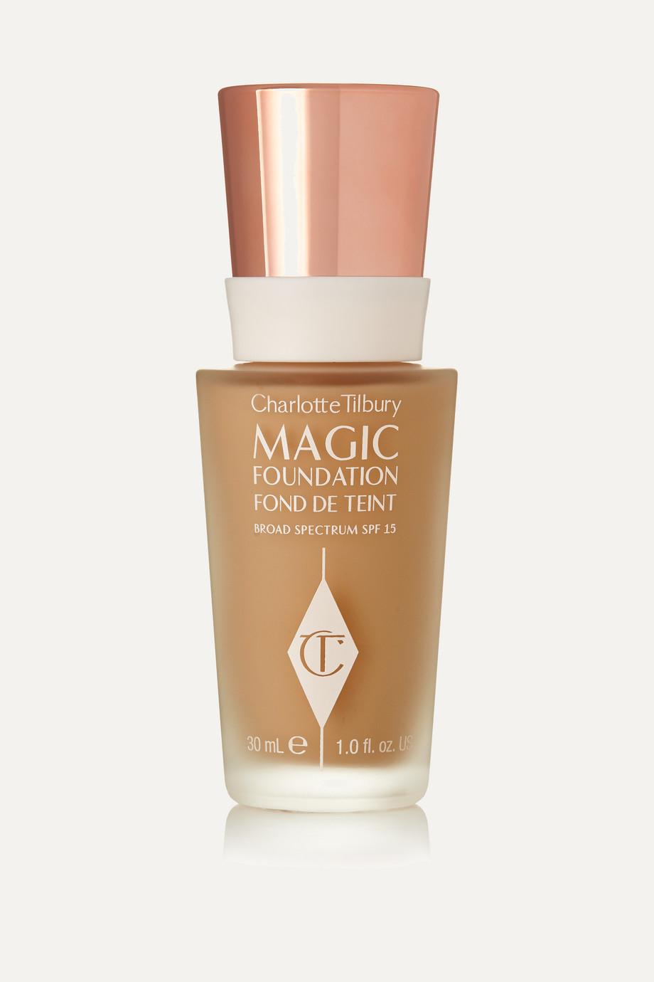 Charlotte Tilbury Magic Foundation Flawless Long-Lasting Coverage SPF15 - Shade 7, 30ml