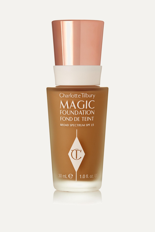 Charlotte Tilbury Magic Foundation Flawless Long-Lasting Coverage SPF15 - Shade 9, 30ml