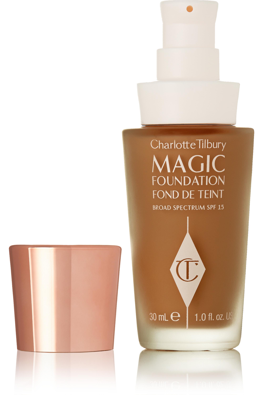 Charlotte Tilbury Magic Foundation Flawless Long-Lasting Coverage SPF15 - Shade 9.5, 30ml