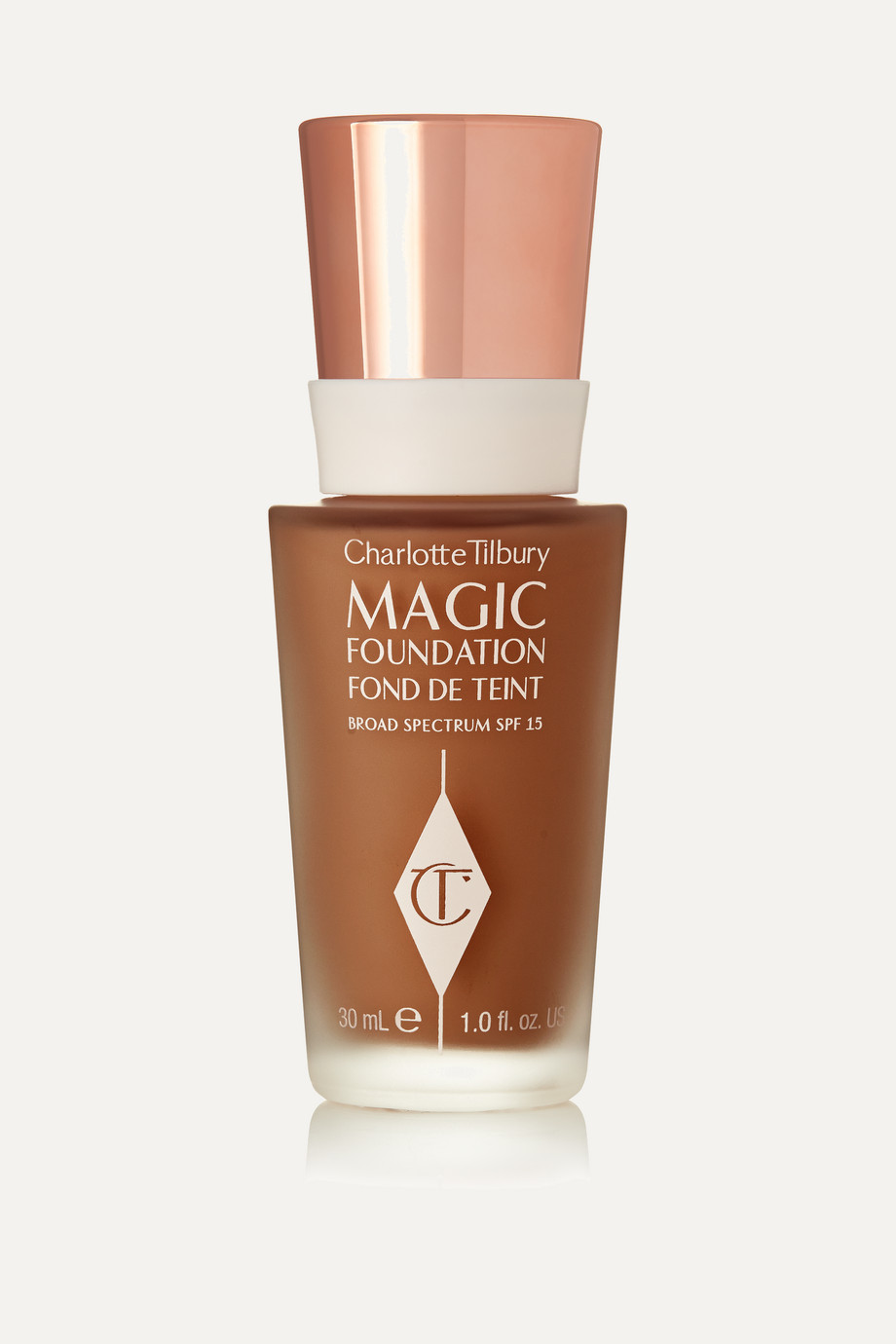 Charlotte Tilbury Magic Foundation Flawless Long-Lasting Coverage SPF15 - Shade 10, 30ml