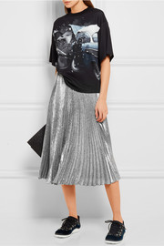 Christopher Kane Printed jersey T-shirt