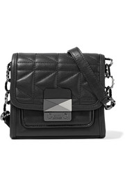 Karl Lagerfeld Kuilted leather shoulder bag
