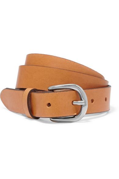 Zap leather belt Isabel Marant WRLaIuL
