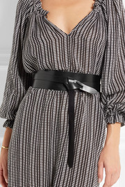 Étoile Isabel Marant Leather waist belt