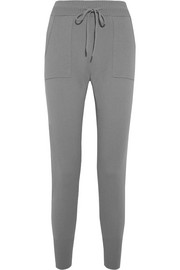 Eres Morning wool and cashmere-blend track pants