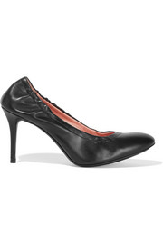 Acne Studios Babet leather pumps