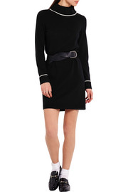 Camille wool mini dress